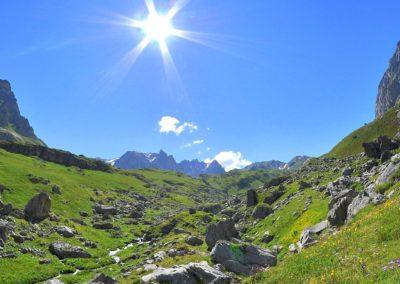 Sentiers des Alpes
