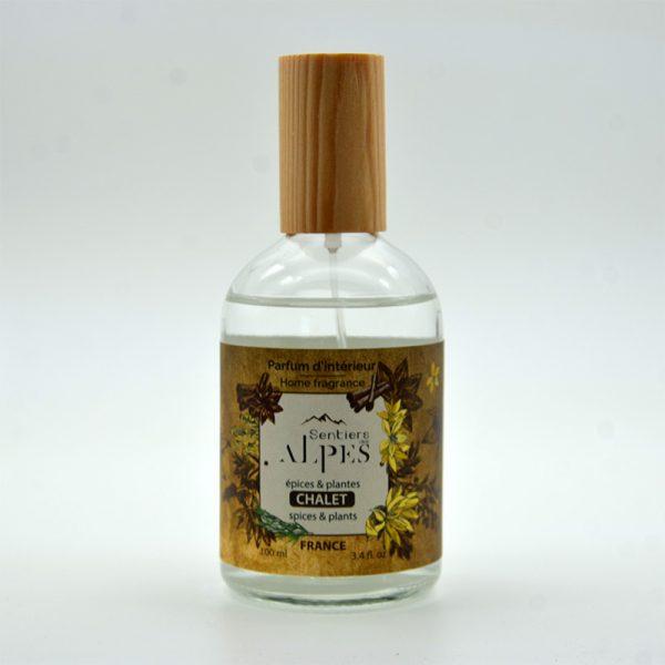 Parfum d'intérieur Chalet - épices & plantes