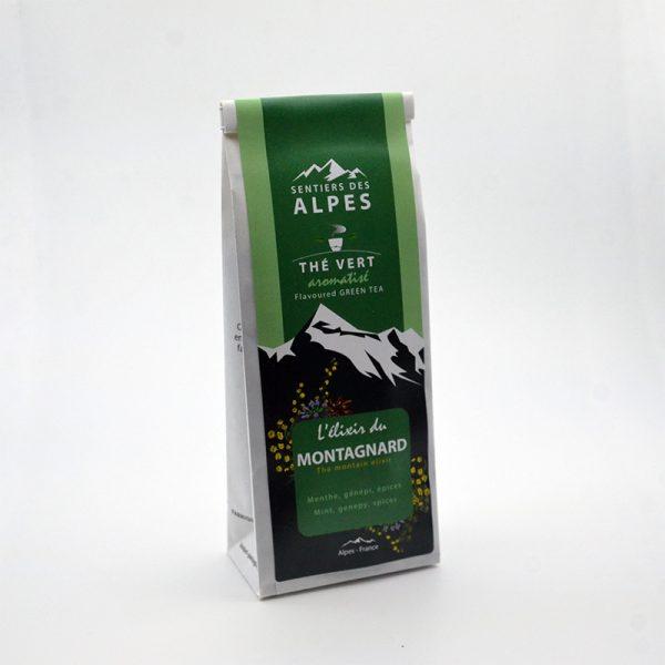 Thé Vert - L'élixir du montagnard